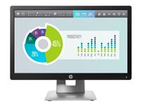 "HP EliteDisplay E202 - LED-skärm - 20"" M1F41AT"