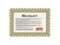 APC Extended Warranty Renewal - teknisk support (förnyelse) - 1 år WEXTWAR1YR-SP-02