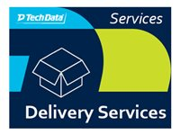 Tech Data Services tekniskt stöd DELIVERY-IN-BOX
