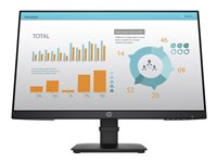 "HP P24 G4 - P-Series - LED-skärm - Full HD (1080p) - 23.8"" 1A7E5AA#ABB"