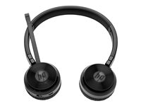 HP UC Wireless Duo - headset W3K09AA